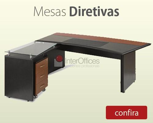 Mesas Diretivas - Móveis Para Escritório