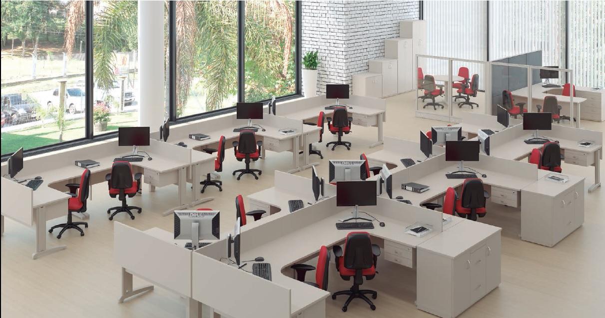 Móveis para escritório – O layout de sua sala comercial