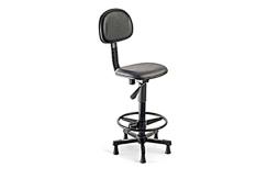 Cadeira para escritório modelo caixa