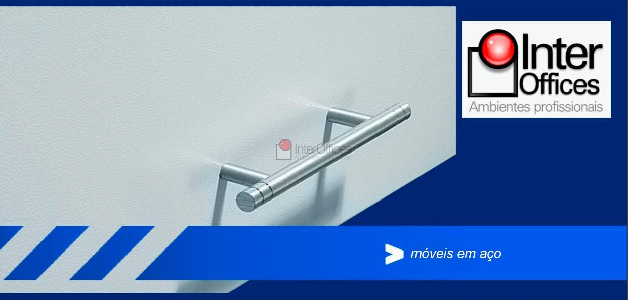 capa do catálogo de móveis em aço