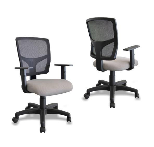 Cadeiras para escritório com o melhor custo-benefício