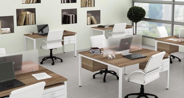 Móveis para escritório e seus estilos variados