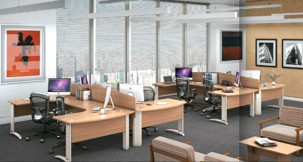 Móveis para escritório e a importância de uma bela decoração