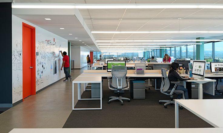 Móveis para escritório Inter Offices – Confira modelos de decoração