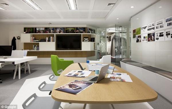 Móveis para escritório – Decoração e identidade corporativa