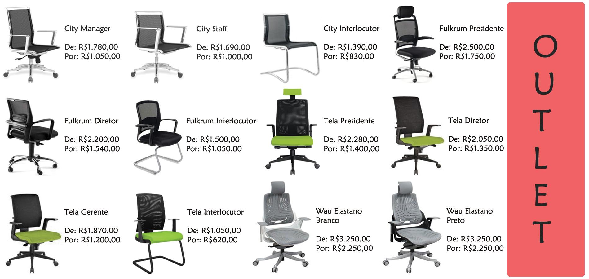 Confira nosso Outlet! Inter Offices Móveis para Escritórios SP #B91214 1900x900