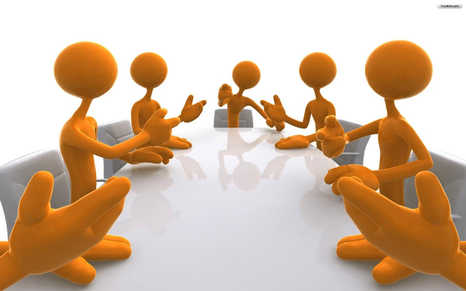 Móveis para escritório – Como criar reuniões produtivas
