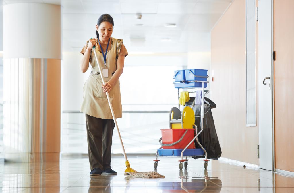Móveis para escritório – A higiene no local de trabalho