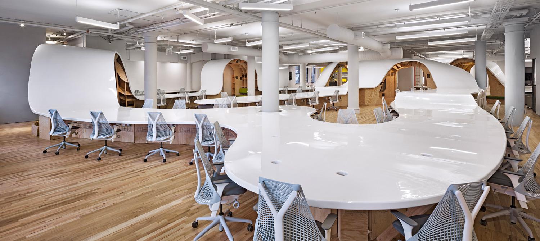 Móveis para escritório – Os melhores escritórios do mundo