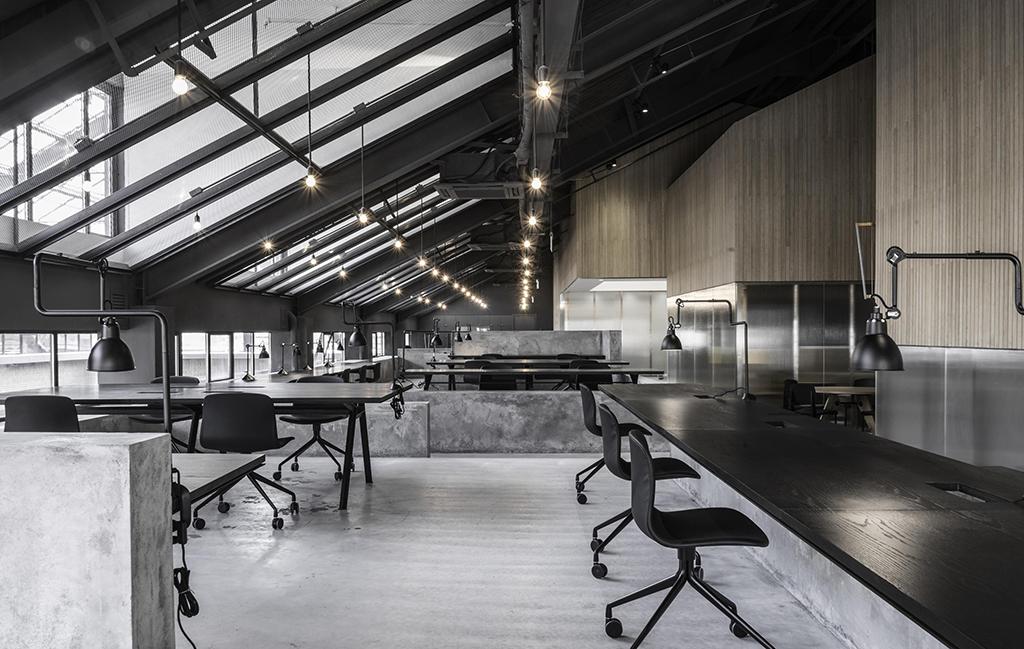 Móveis para escritório – Decoração industrial