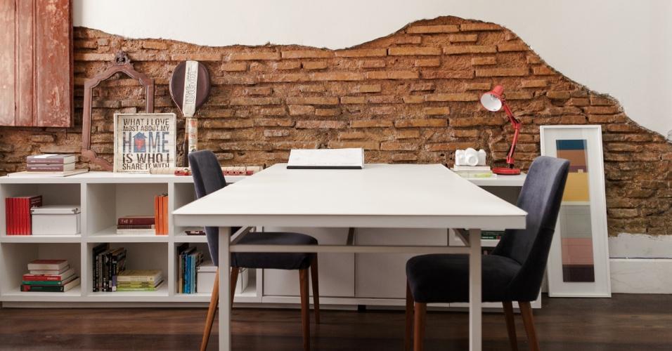 Móveis para escritório – Escritório com cara de casa