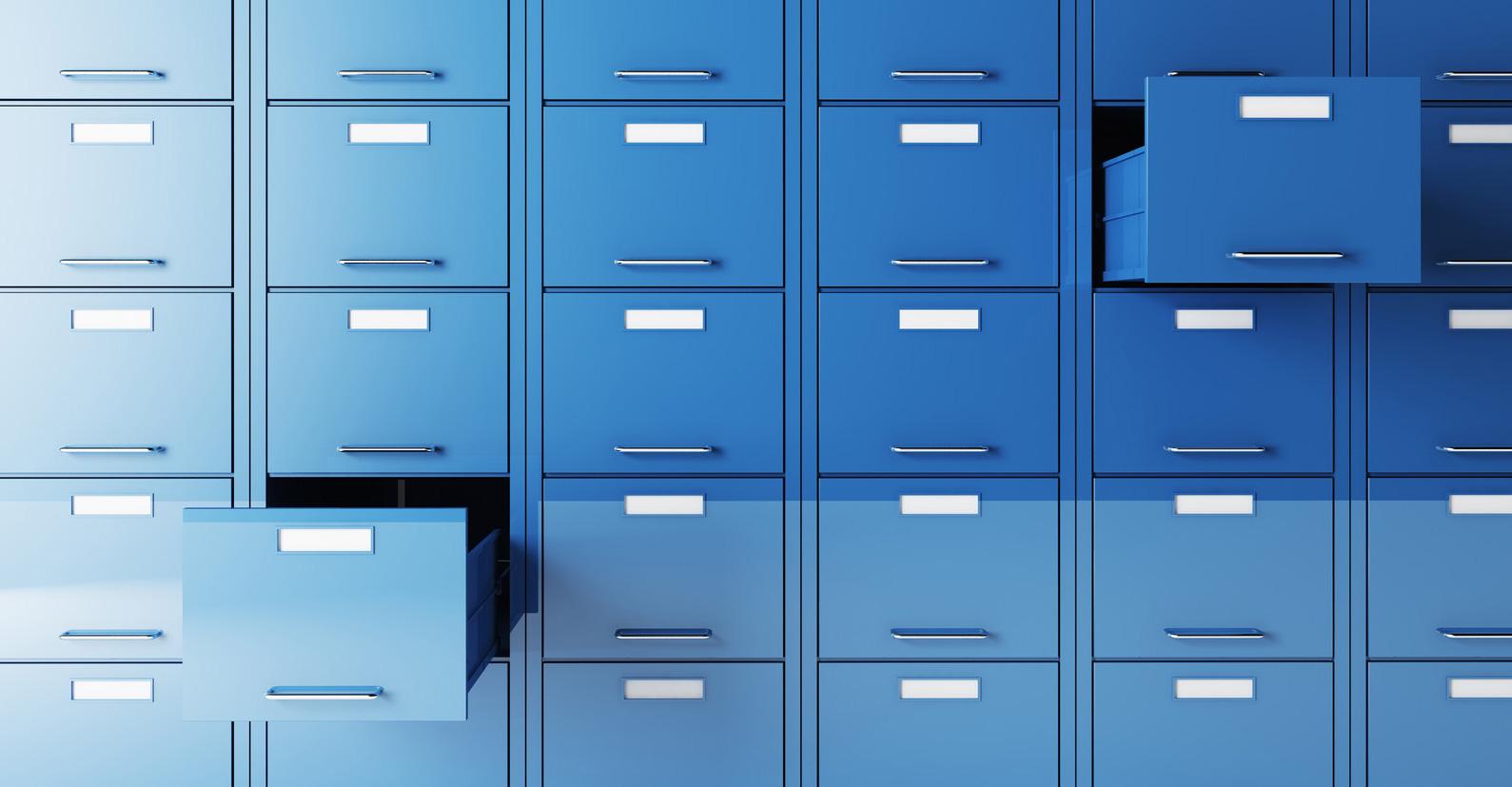 Móveis para escritório – Dicas para aproveitar pequenos espaços #1877B3 1589x827