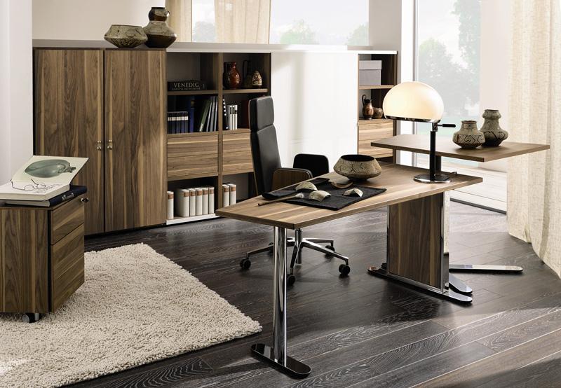 Móveis para escritório – Mobiliário rústico para escritórios