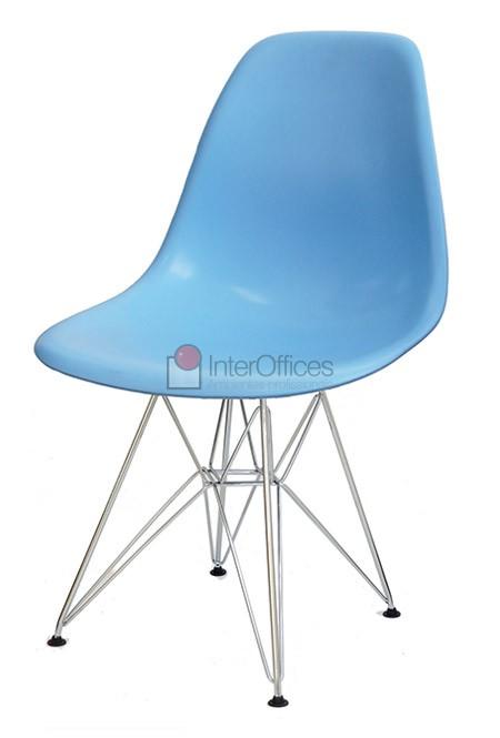 Poltrona decorativa OR 1102 azul