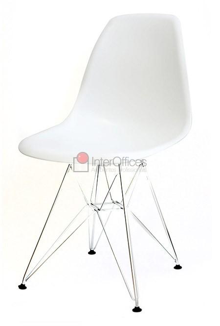 Poltrona decorativa OR 1102 branca