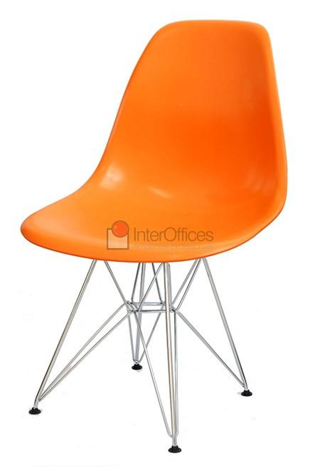 Poltrona decorativa OR 1102 laranja