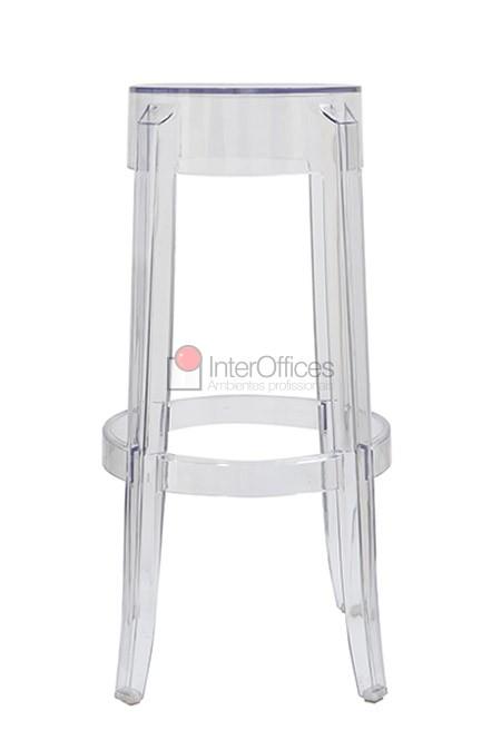 Poltrona decorativa OR 1105 Transparente