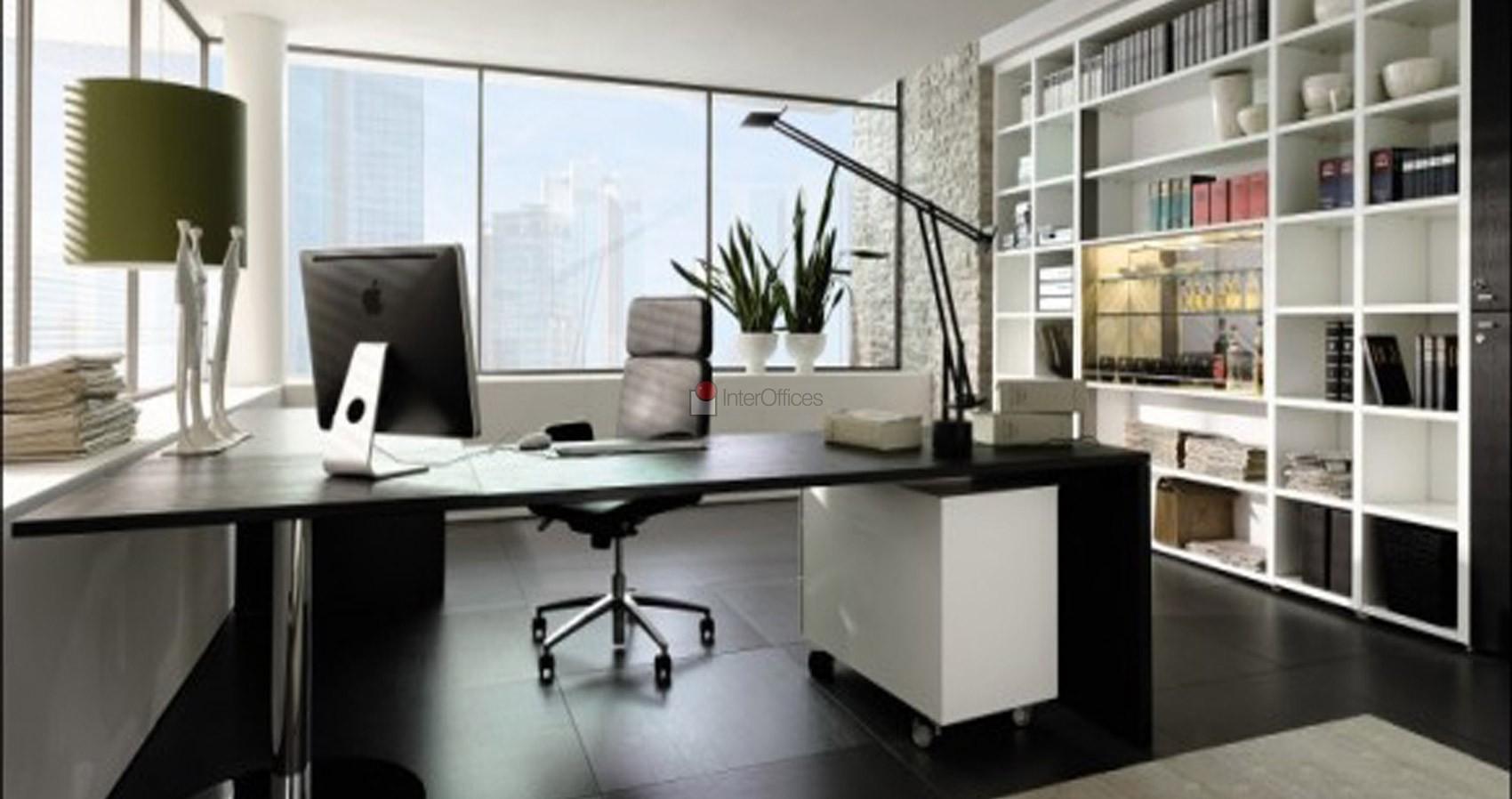 Home office dicas para montar um escrit rio em casa for Escritorios de diseno para casa
