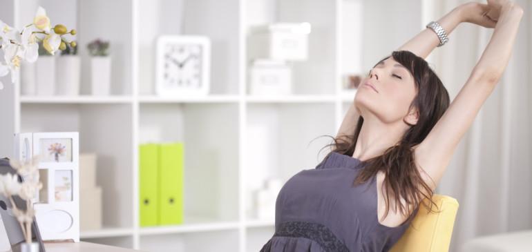 Saúde e qualidade de vida no escritório