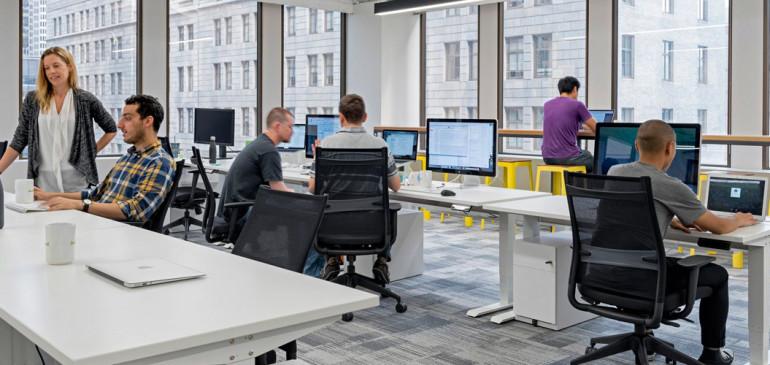 Como escolher a cadeira perfeita para o seu escritório