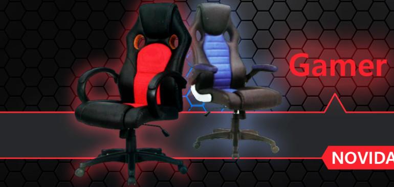 Cadeira Gamer – Novidade na InterOffices